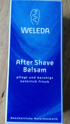 After Shave Balsam - Product