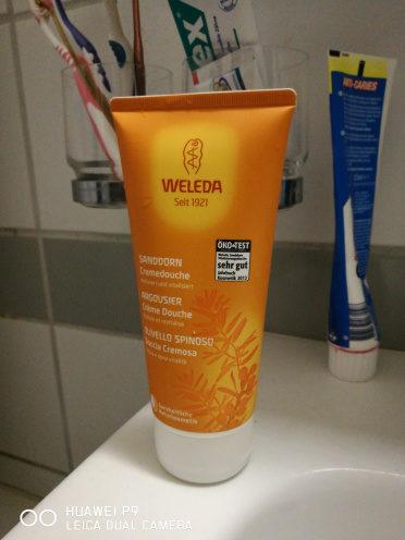 Weleda crème douche - Product - en