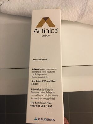 Actinica - Product