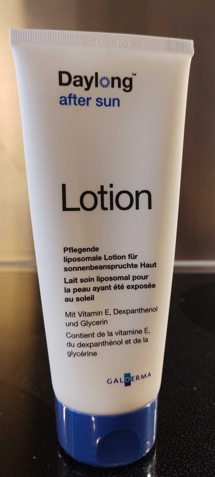 After Sun Lotion - Product - de