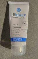 Crème pour les mains pH balance - Product