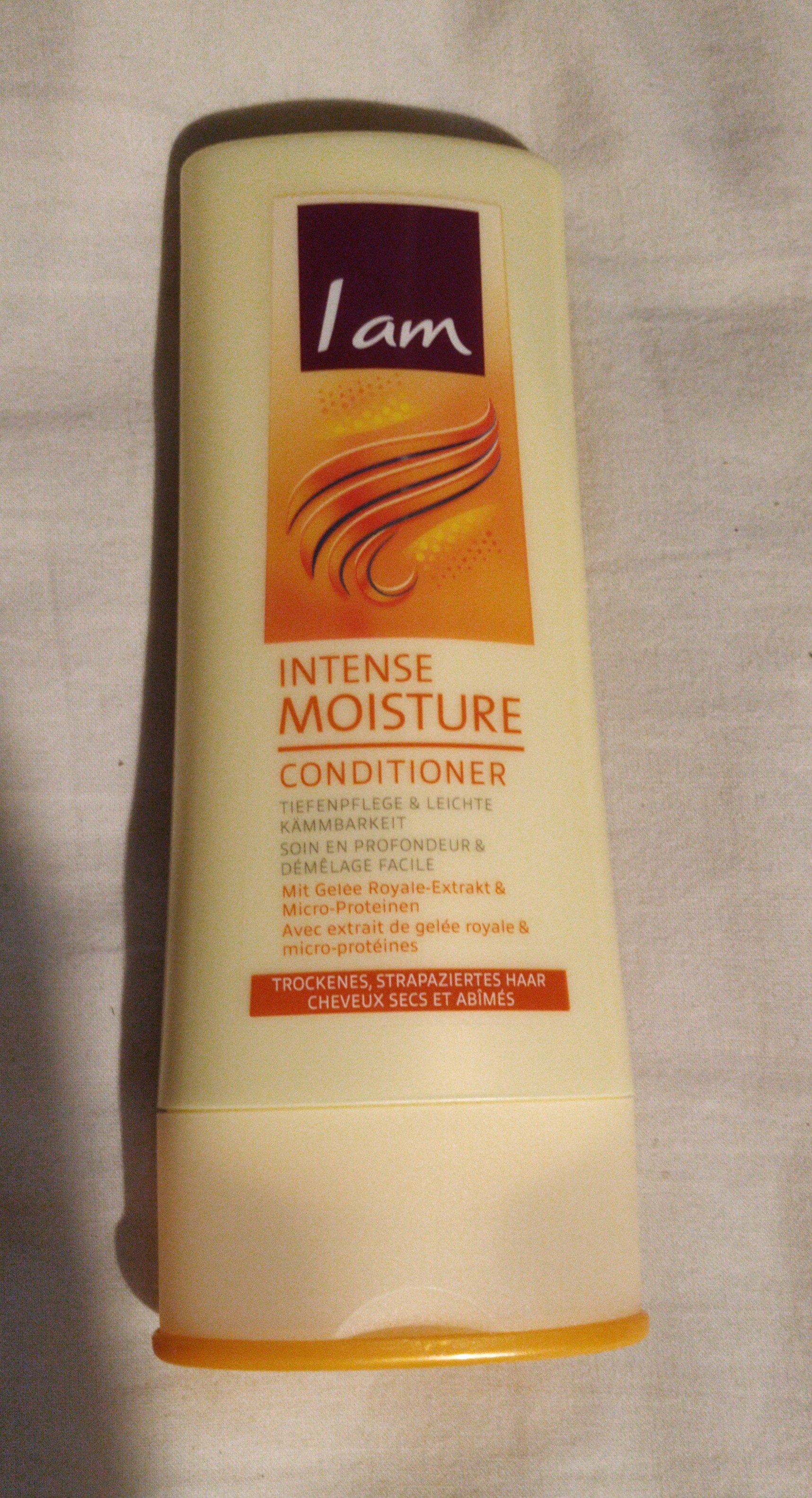 Intense Moisture conditioner - Product - en