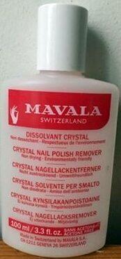 Dissolvant Crystal - Product - fr