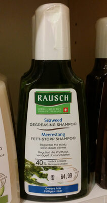 Rauch seaweed - Product