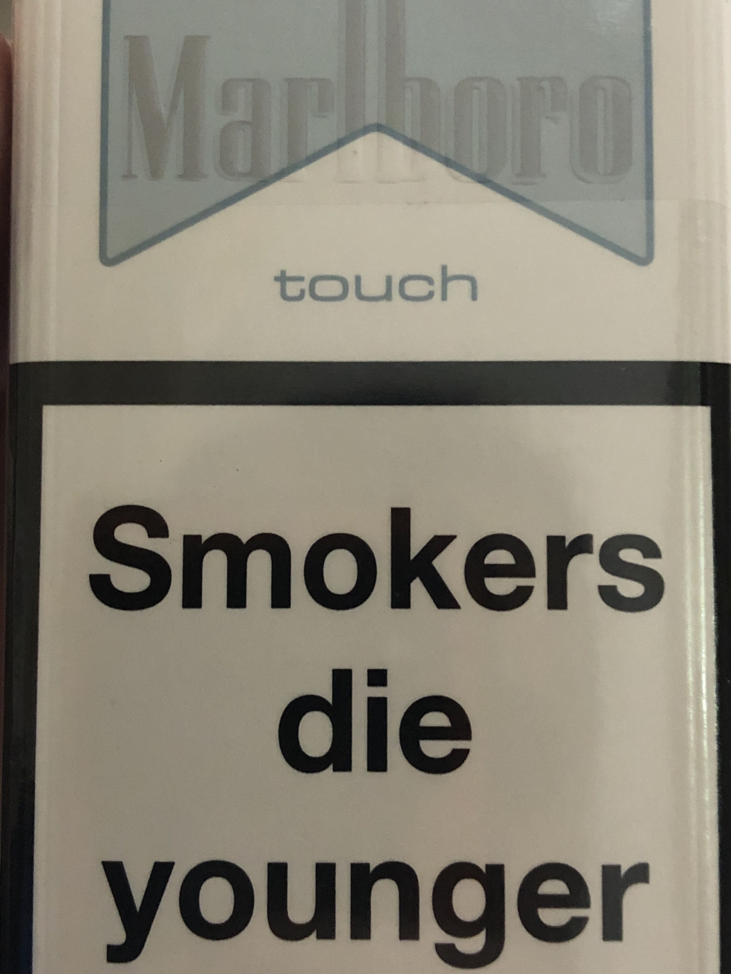 Marlboro touch one - Product - en