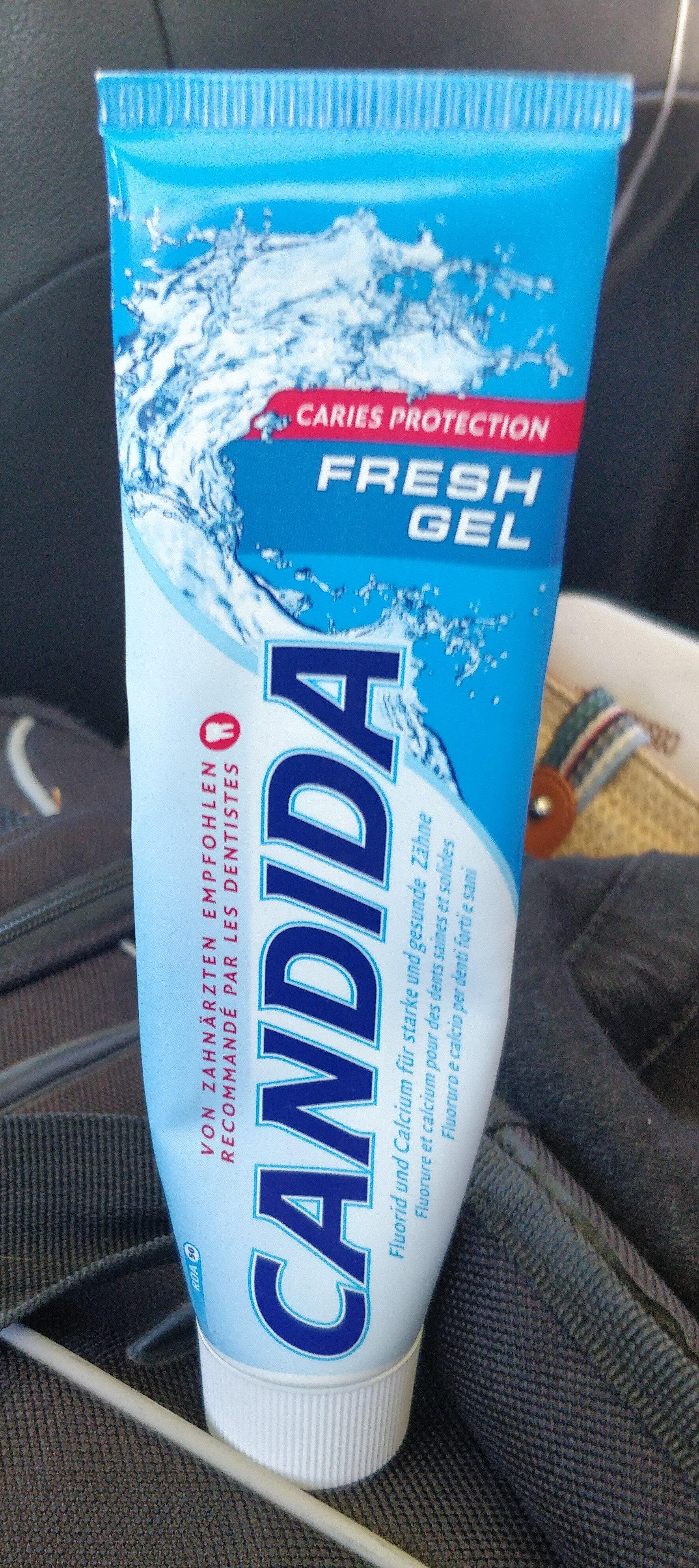 Fresh gel - Product - en