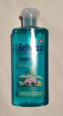 Shampoo Anti-Fett BRENNESSLN & MELISSE - Product - en