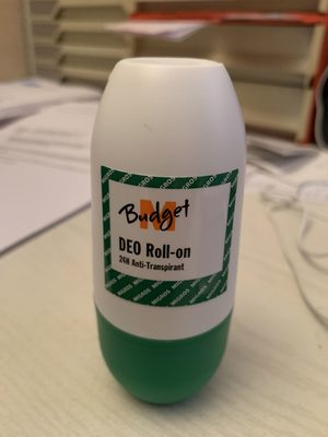 Deo roll-on - Product