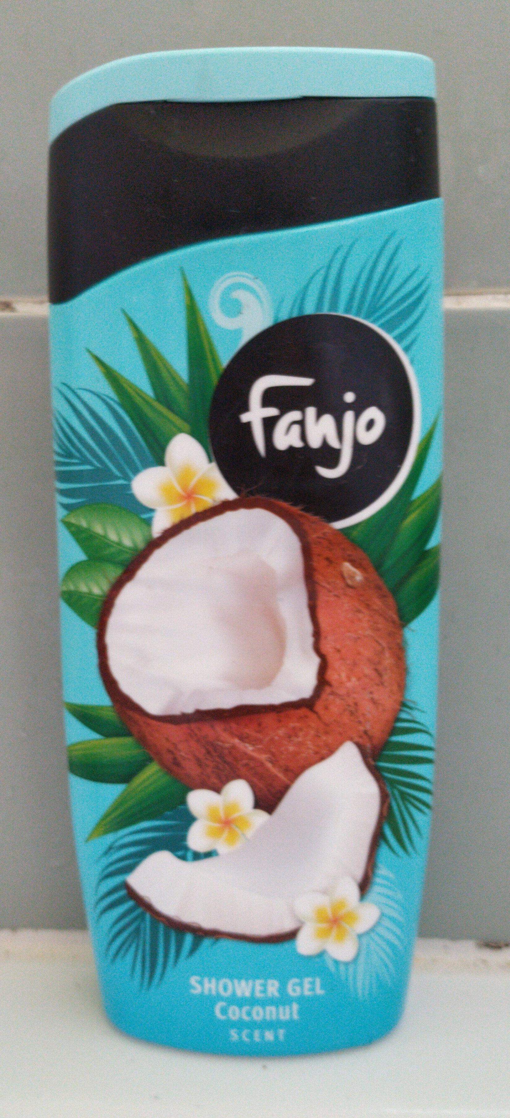 shower gel coconut - Product - en