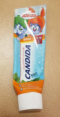 Dentifrice Candida Mint - Produit - fr