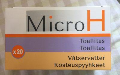 MicroH - Produit