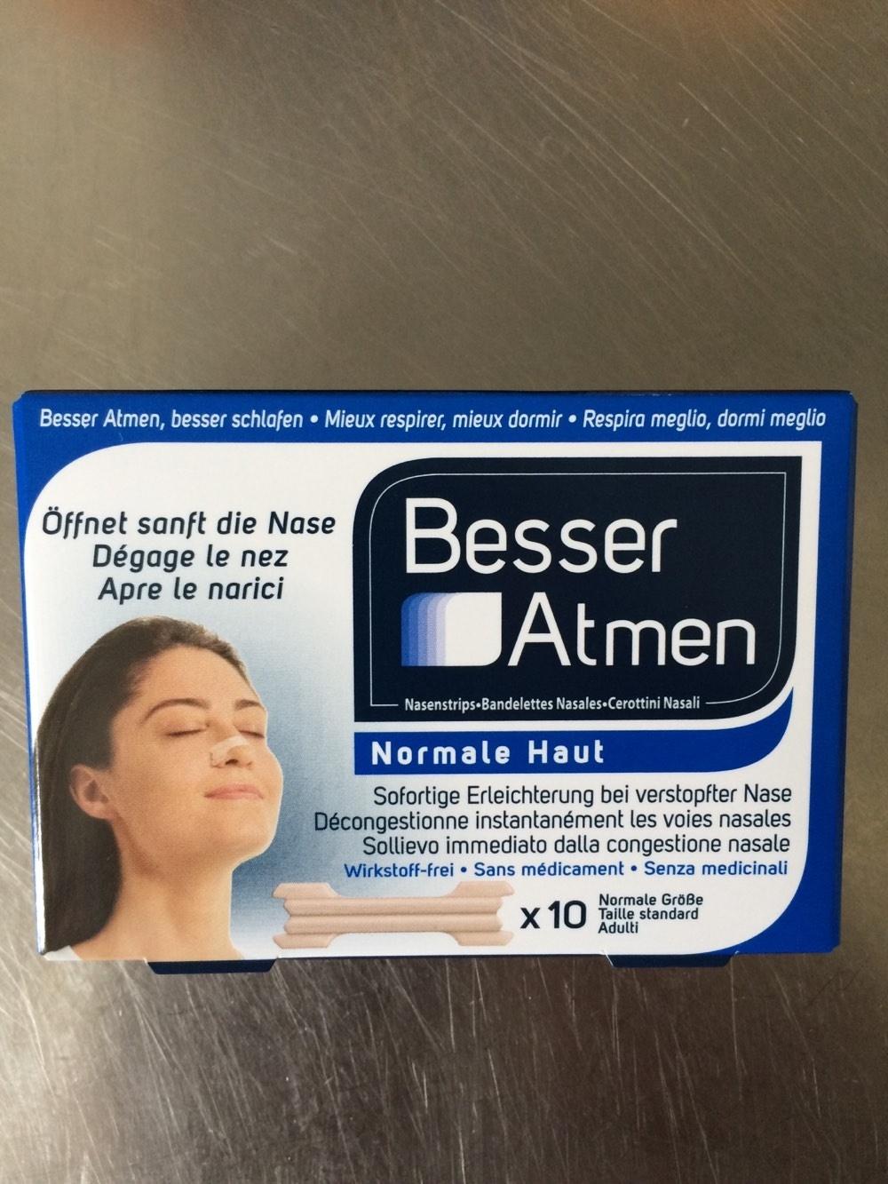 Besser Atmen Normal - Product