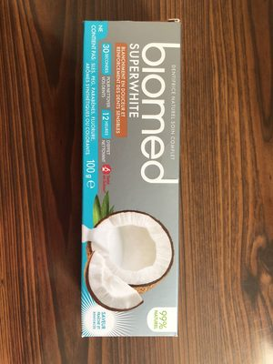 Biomed superwhite - Produit - es