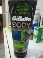 Gillette Body - Product