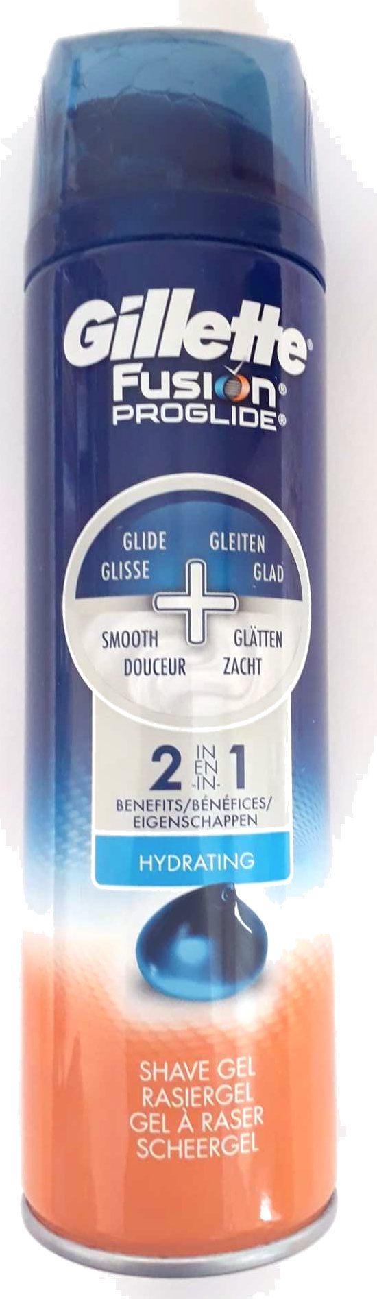 Gillette Fusion Proglide - Produit - fr