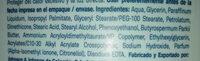 Lubridem - Ingredients - en