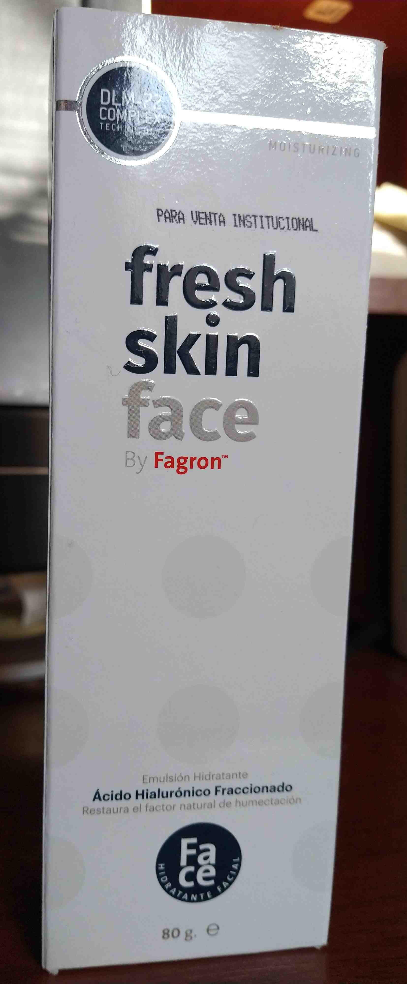 fresh skin face - Product - en