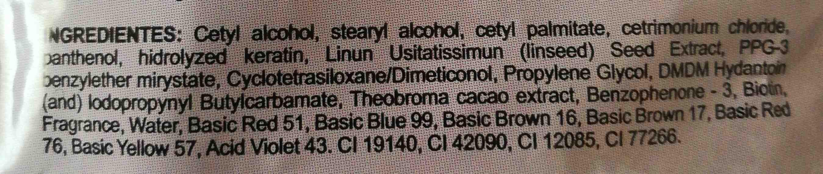 Nikols - Ingredients - en