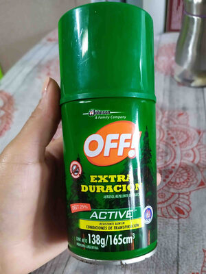OFF extra duracion - Product - en