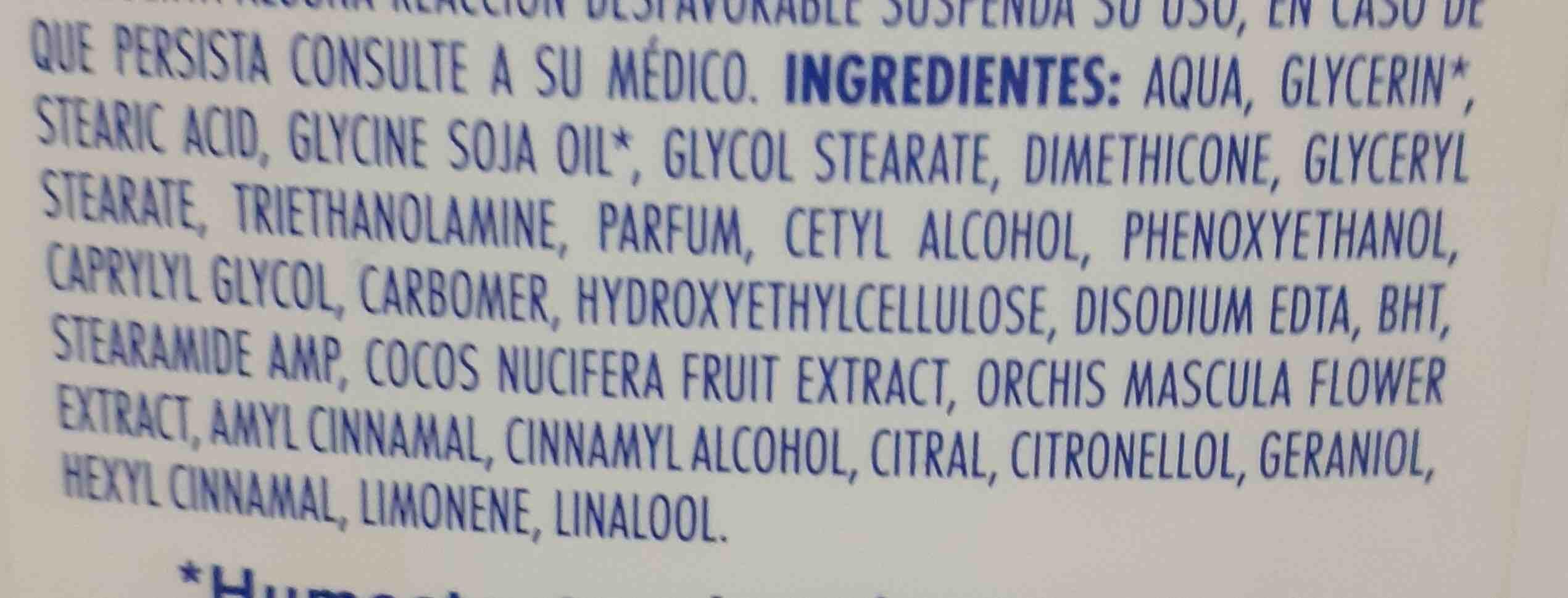St.Ives - Ingredients - en