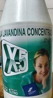 Lavandina Concentrada - Product - es