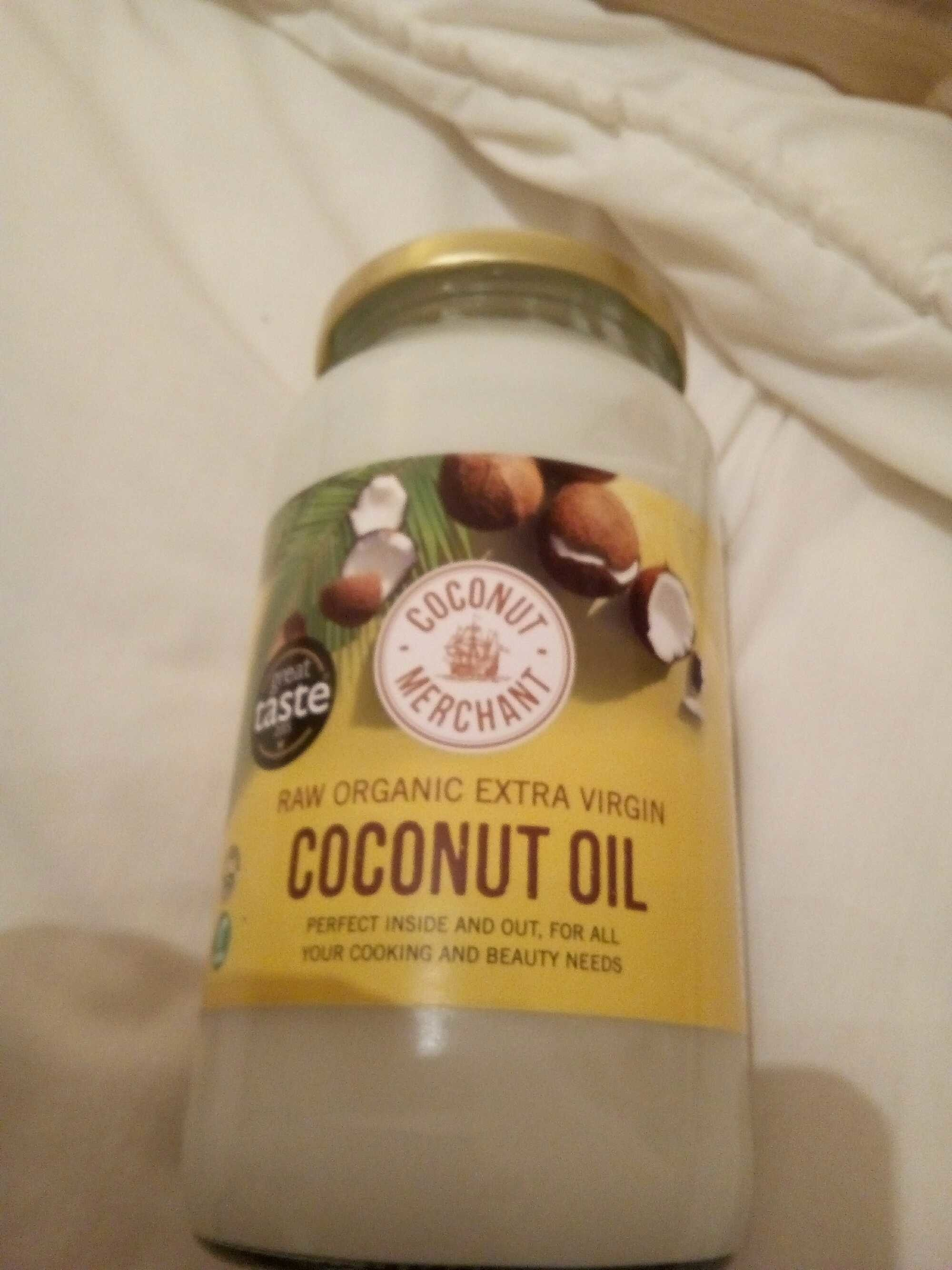 Coconut oil - Product - fr