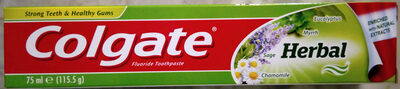 Colgate Herbal - Product
