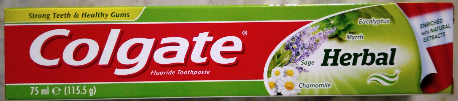 Colgate Herbal - Product