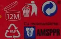 Whitening - Recycling instructions and/or packaging information - en