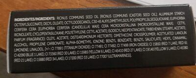 Mate 150 Vontades - Ingredientes