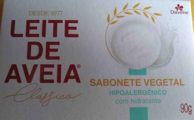 LEITE de aveia sabonete vegetal - Product - en