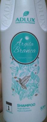 SHAMPOO ARGILA BRANCO - Product