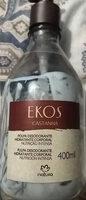 Ekos Castanha - Product - es