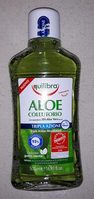 Aloe Collutorio Tripla Azione - Product