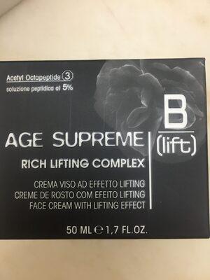 AGE SUPREME - Produto