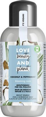 Love Beauty And Planet Bain de Bouche Fraîcheur Éclat - Product - fr