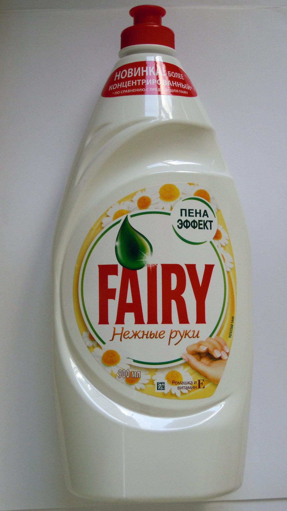 Нежные руки Ромашка и витамин E - Product - ru