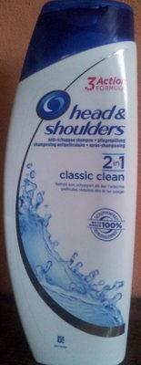 head & shoulders 2in1 classic clean - Product - de