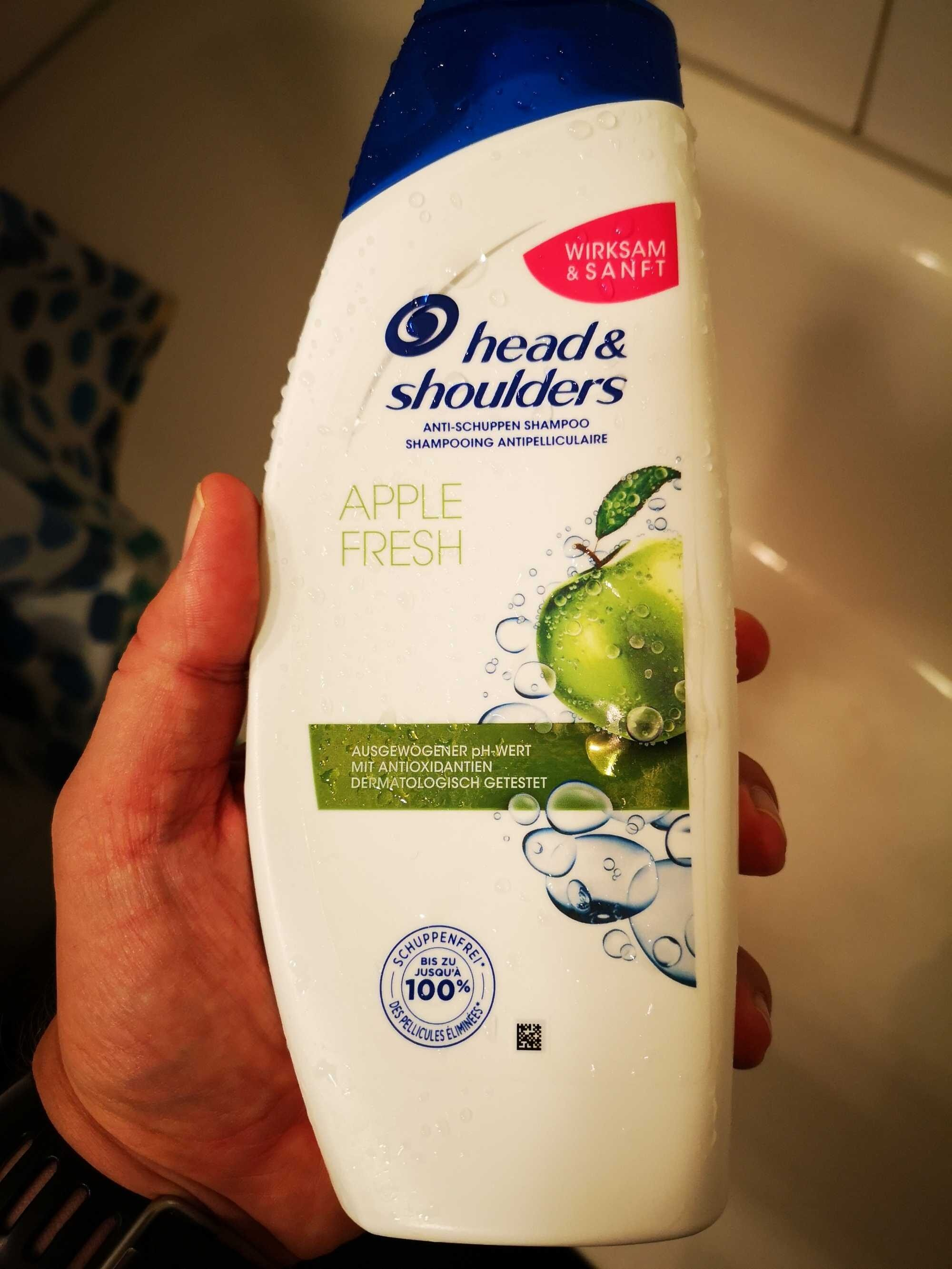 Anti-Schuppen Shampoo apple fresh - Product - de