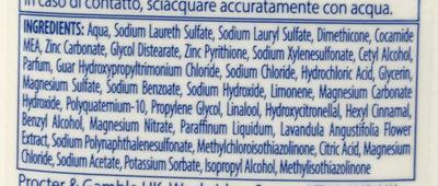 Sanfte Pflege (3 Action Formula) - Ingrédients - fr