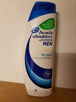 head & shoulders man - Product
