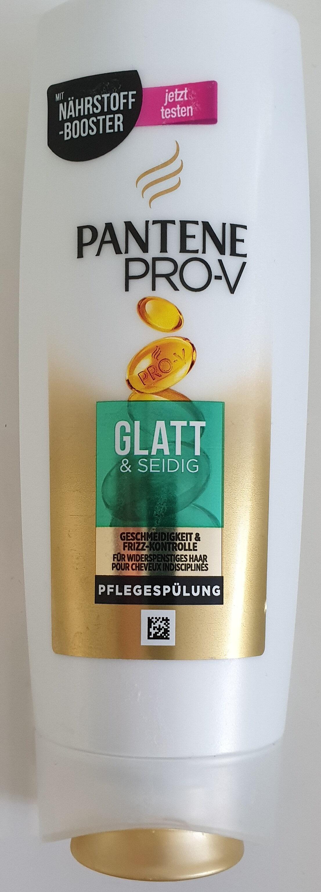 PRO-V Glatt & seidig Pflegespülung - Product - de