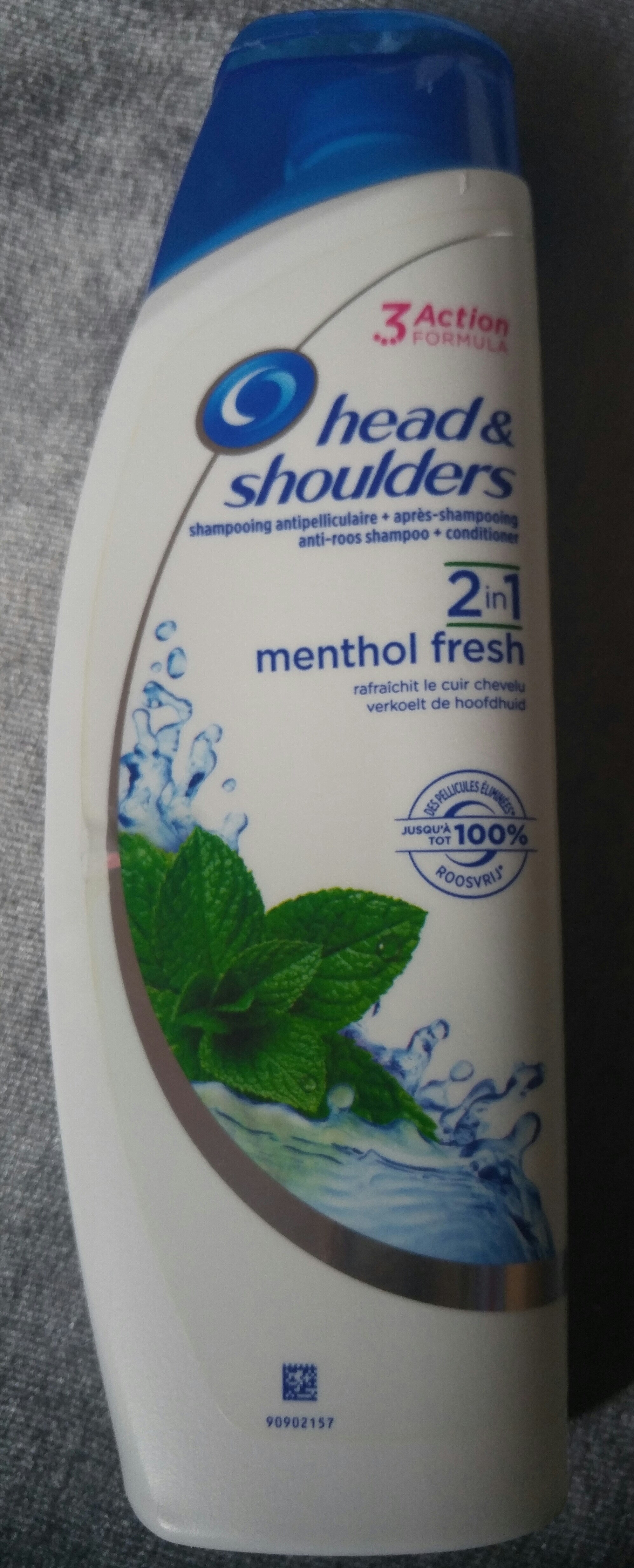 shampoing 2en1 - Product