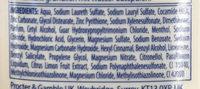 Instant Oil Control - Ingredients