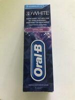 3D White Vitalize - Product