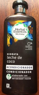 Acondicionador Hidrata Leche de Coco - Product