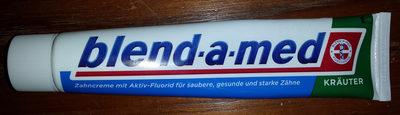 blend-a-med Kräuter - Product - de