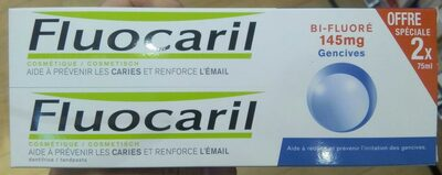 Dentifrice bi-fluoré - Product