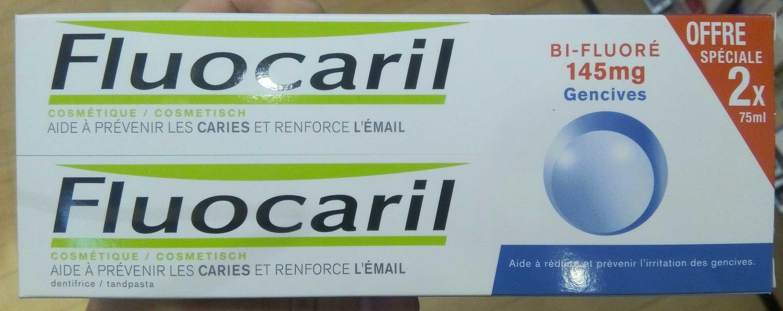 Dentifrice bi-fluoré - Product - fr