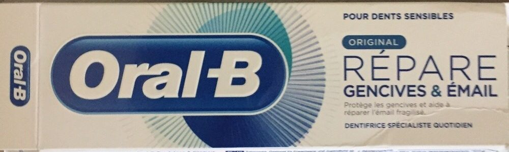 dentifrice oral b - Product